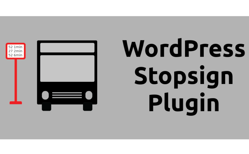 WordPress Plugin Stopsign 1.0.0